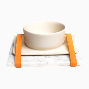Marli Porcelain Bowl by Mr. & Mr.