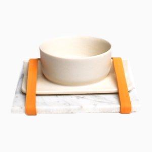 Marli Porcelain Bowl by Mr. & Mr.