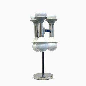 Lampe de Bureau Vintage de Tischlampe Leclaire & Schäfer