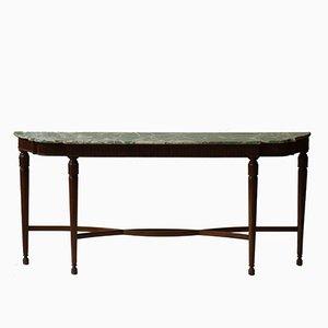 Table Console Mid-Century par Paolo Buffa, Italie