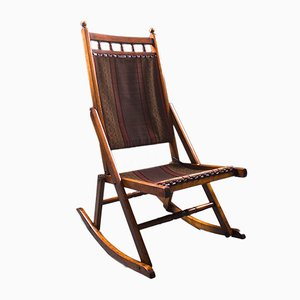 Rocking Chair Antique, 1900s