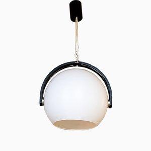 Lámpara colgante era espacial de Temde-Leuchten, años 70