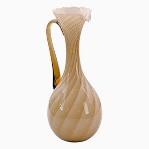 Vase Murano par Tommaso Barbi, 1960s