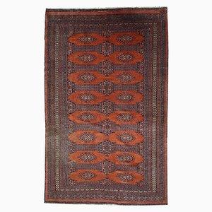 Handgefertigter Usbekischer Bukhara Teppich, 1960er