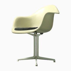 Fiberglas Armlehnstuhl von Charles & Ray Eames für Vitra, 1970er