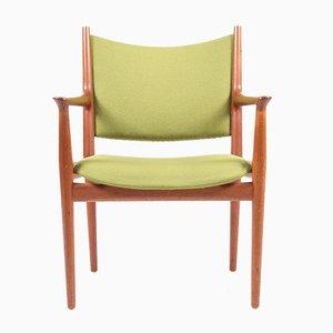 Armchair by Hans J. Wegner for Johannes Hansen, 1950s