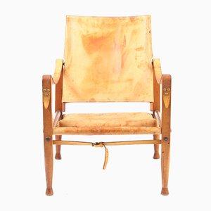 Safari Stuhl von Kaare Klint für Rud Rasmussen, 1960er