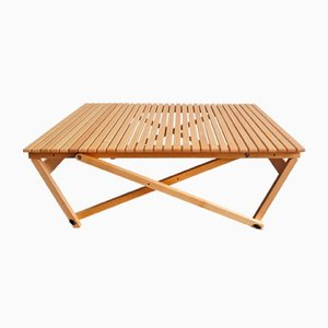 Model A6 Folding Table by Jean-Claude Duboys for Maison Attitude, 1980s