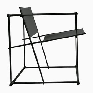 FM 60 Cube Chair by Radboud Van Beekum for Pastoe, 1980s