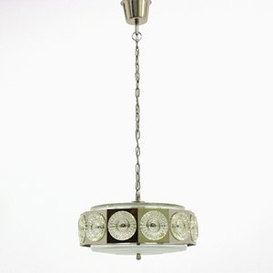 Vintage Ceiling Lamp from Mermelada Estudio, 1970s
