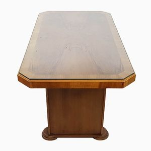 Antique Art Deco Writing Table, 1915