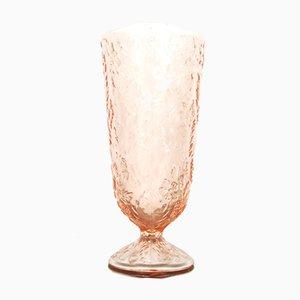 Vase Strawberry Vintage par E. Trzewik Drost pour Ząbkowice, 1960s