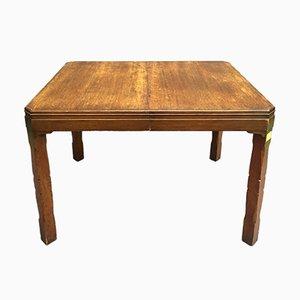 Oak Table, 1930s