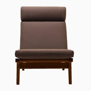GE375 Sessel aus Eiche von Hans J. Wegner for Getama, 1960er