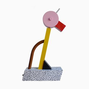 Vintage Tahiti Lamp by Ettore Sottsass for Memphis Group