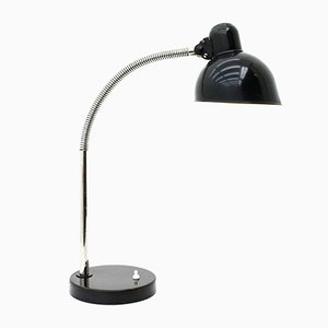 Bauhaus Gooseneck Table Lamp by Christian Dell for Kaiser Idell, 1930s