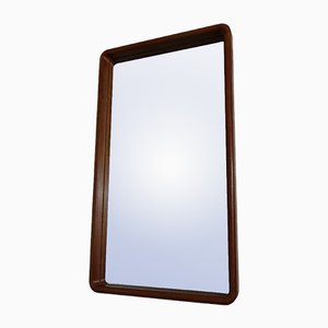 Danish Teak Mirror by Aksel Kjersgaard, 1950s