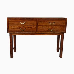 Vintage Danish Commode by Ole Wanscher, 1940s