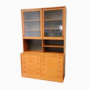 Vintage Danish Teak Cabinet by Kurt Østervig for KP Jørgensen