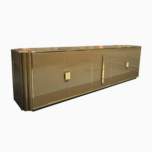 Vintage Sideboard by Alain Delon for Maison Jansen