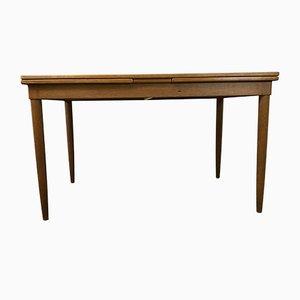Dänischer Tisch aus Eiche, 1960er
