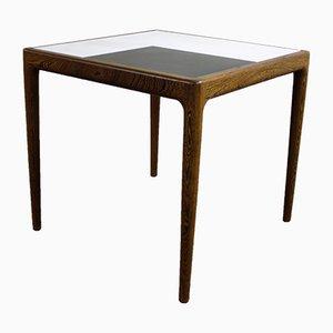 Tavolo in teak e formica di Jos De Mey per Vandeberghe Pauvers, anni '60