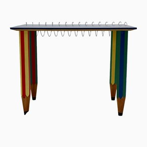 Table Multicolore par Pierre Sala, 1983