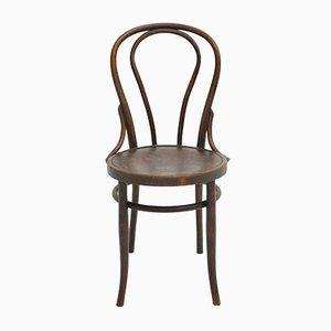 Chaise en Bois Courbé par Mundus, 1880s
