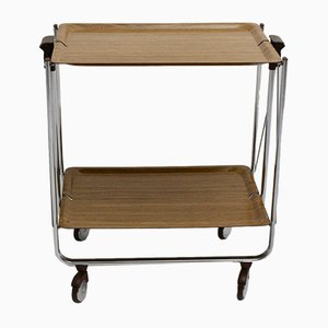 Foldable Serving Trolley, 1960s