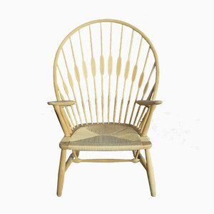 Dänischer Peacock Chair von Hans J. Wegner für PP Møbler, 1989