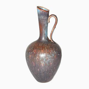 Jarrón Mid-Century de cerámica de Gunnar Nylund para Rörstrand