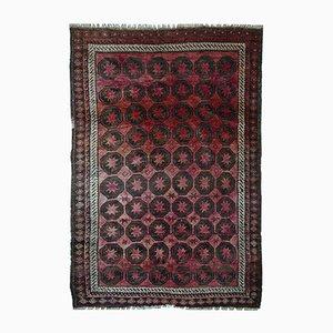 Antiker Handgeknüpfter Belutsch Teppich