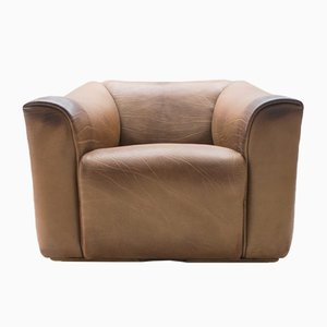 DS-47 Leather Armchair from de Sede, 1960s