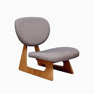Stuhl von Junzo Sakakura für Tendo Mokko, 1950er
