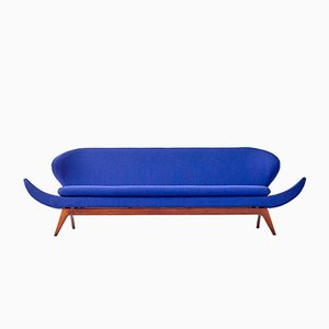 Sofa von Luigi Tiengo für Cimon Montreal, 1963
