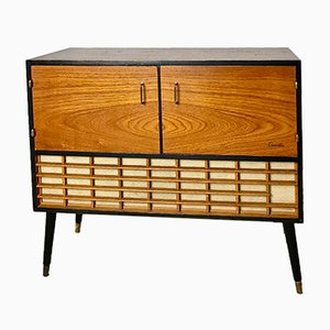 Modell Concerton Philips Soundsystem Schrank von Stern & Stern, 1955
