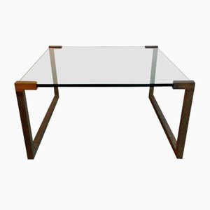 Table d'Appoint par Peter Ghyczy, 1970s