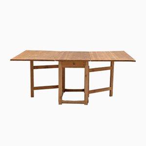 Table Pliante XVIIIe siècle, Suède