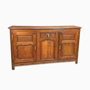 Antique Oak Picard Sideboard