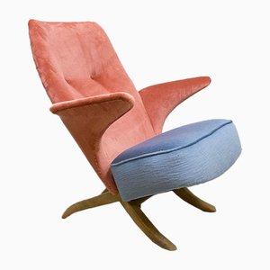 Mid-Century Penguin Stuhl von Theo Ruth für Artifort, 1950er
