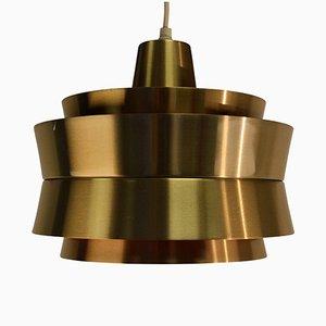 Lampe à Suspension par Carl Thore pour Granhaga, Suède, 1960s