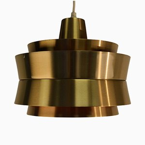 Swedish Pendant Lamp by Carl Thore for Granhaga, 1960s