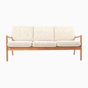 Teak 3-Seater Sofa by Ole Wanscher for Cado, 1960s