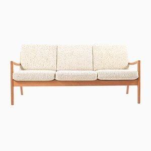 Teak 3-Sitzer Sofa von Ole Wanscher für Cado, 1960er