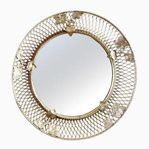 Mid-Century Leaf Mirror, 1960s