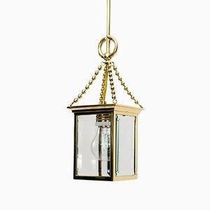 Lantern Ceiling Lamp, 1900s