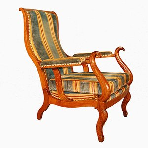 Antique French Reclining Chair