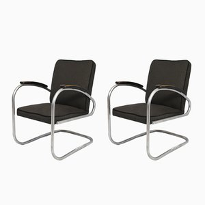 RS7 Cantilever Chairs from Mauser Werken, 1930s, Set of 2