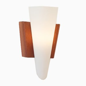 Danish Wall Light by Svend Aage Holm Sørensen, 1950s