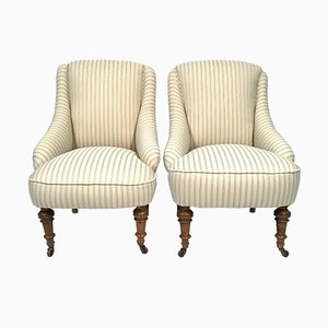 Vintage Lounge Chairs, Set of 2